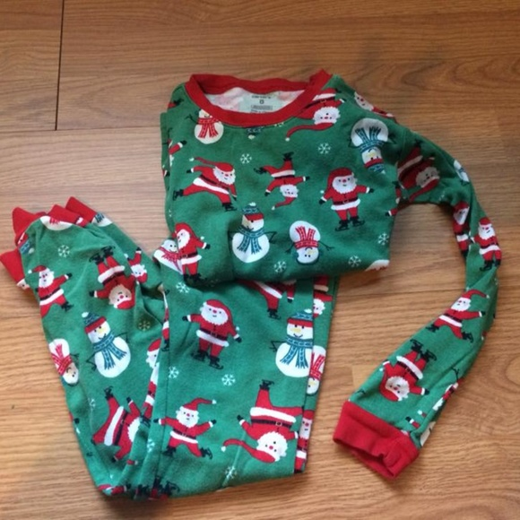 a4ae67bff9df Carter's Pajamas | Lot Of 2 Carters Christmas Sizes 78 | Poshmark